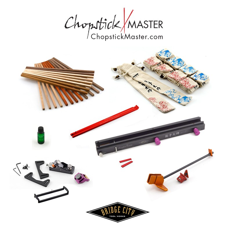 BridgeCity Chopstick Master V2 Master Set